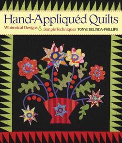 Lark Books Hand-Appliqued Quilts