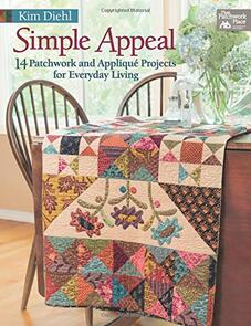 Martingale  Simple Appeal: 14 Patchwork and Appliqué Projects