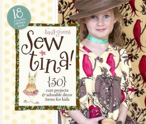 Lark Books Sew Tina!