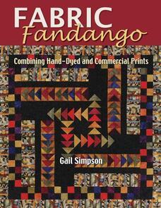 Quilt Works  Fabric Fandango