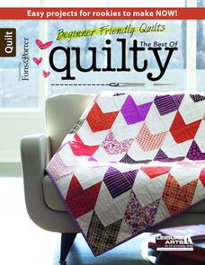 Leisure Arts  Beginner-Friendly Quilts - Quilty