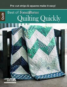 Leisure Arts  Best Of F&P: Quilting Quickly