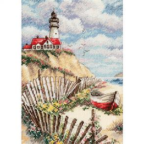 Dimensions  Cross Stitch Kit - Cliffside Beacon