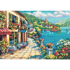 Dimensions  Cross Stitch Kit - Overlook Cage