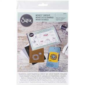 Sizzix  Inksheets Starter Kit