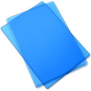 Sizzix BigShot Cutting Pads 2/pk - Blueberry