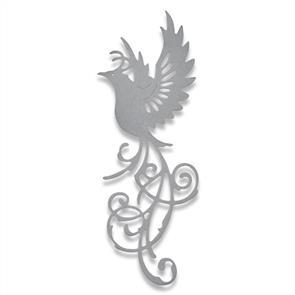 Sizzix  Thinlits Die - Bird of Paradise