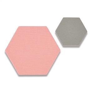 Sizzix  Framelits Die Set 2PK - Small Hexagons Mini