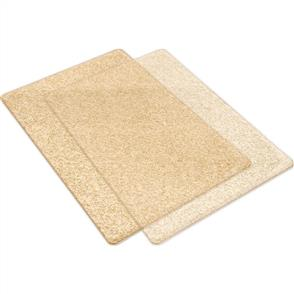 Sizzix  Big Shot Cutting Pads 2/Pack - Gold Glitter