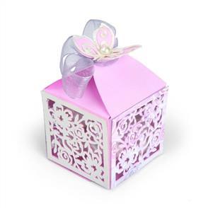 Sizzix  Thinlits Die Set 3PK - Butterfly Favor Box