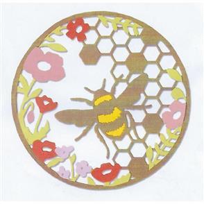 Sizzix  Dies - Honey Bee