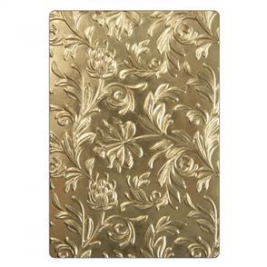 Sizzix 3-D Texture Fades Embossing Folder - Botanical