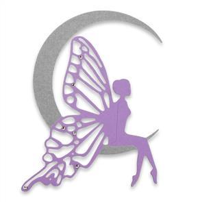 Sizzix  Thinlits Dies - Fairy Moon