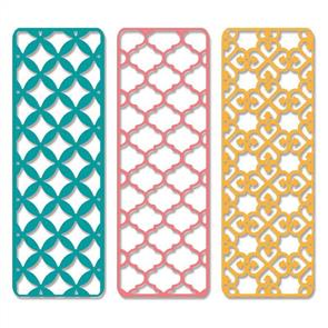 Sizzix  Thinlits Dies - Creative Backgrounds