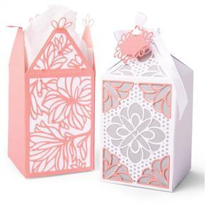 Sizzix  Thinlits Die Set 8PK - Elegant Favor Box
