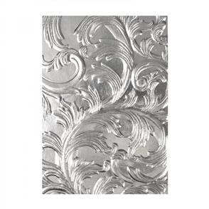 Sizzix 3-D Texture Fades Embossing Folder - Elegant