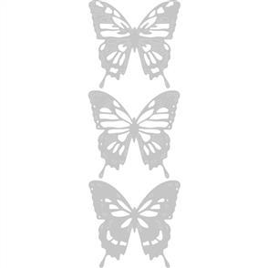 Sizzix  Thinlits Die Set 3PK Intricate Wings