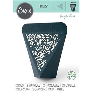 Sizzix  Thinlits Die Set 2PK - Box, Occasion