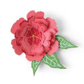 Sizzix Thinlits Die Set 10PK - Pop-Up Flower