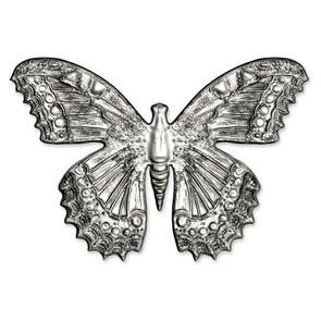 Sizzix Tim Holtz 3-D Impresslits Embossing Folder - Butterfly