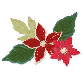 Sizzix  Seasonal Flowers - 6 pack, Framelits Die Set