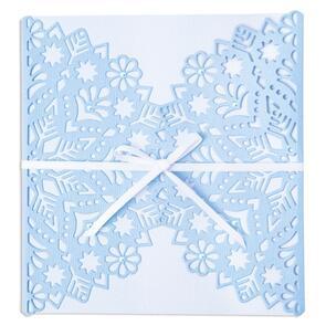 Sizzix  Snowflake Wrap - Thinlits Die