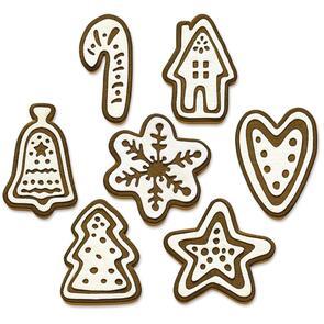 Sizzix Tim Holtz Die Set 14PK Christmas Cookies
