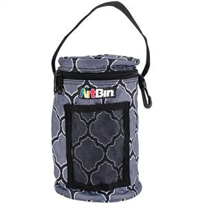 "ArtBin  Mini Yarn Drum 5.75""X9.5"" Black & Gray"