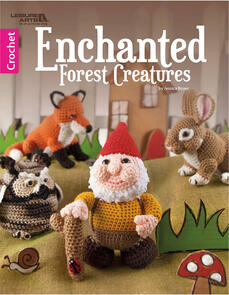 Leisure Arts  Enchanted Forest Creatures