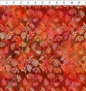 In the Beginning Fabrics Floragraphix V by Jason Yenter - 6FGE-1
