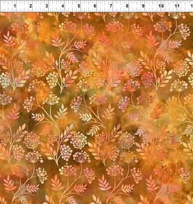 In the Beginning Fabrics Floragraphix V by Jason Yenter - 6FGE-2