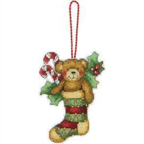 Dimensions  Bear Ornament - Cross Stitch Kit