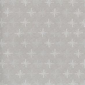 Lecien Lynette Anderson Scandinavian Christmas II - Snow Taupe