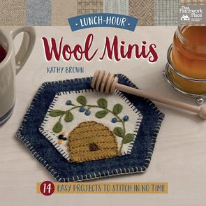 Martingale  Lunch-Hour Wool Minis