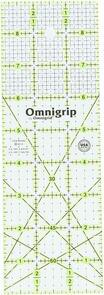 """Omnigrid Omnigrip Non-Slip Ruler 3"""" x 9"""""""
