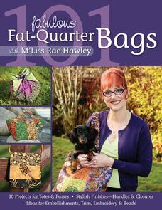 C&T Publishing  101 Fabulous Fat-Quarter Bags
