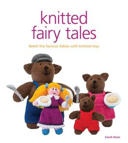 Guild of Master Craftsman Publications Ltd Knitted Fairy Tales