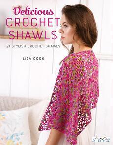 Tuva Publishing Delicious Crochet Shawls