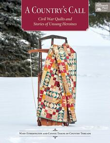 Martingale  A Country's Call: Civil War Quilts