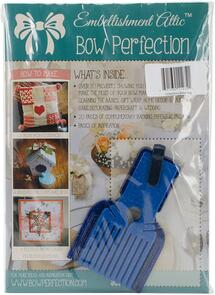 Tattered Lace Bow Perfection Magazine