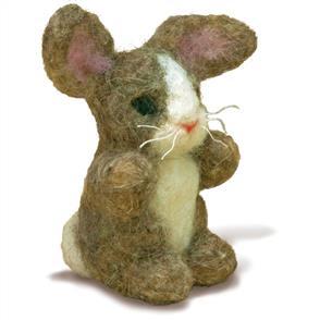 Dimensions  Feltworks Needle Felting Kit - Bunny
