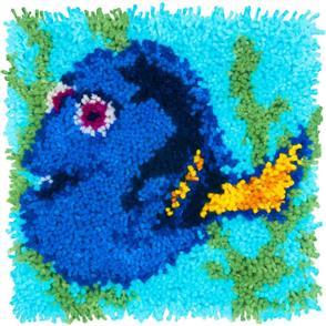 "Dimensions  Disney / Pixar Latch Hook Kit: Dory (12""X12"")"