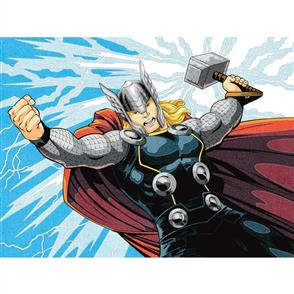 Dimensions Marvel Pencil By Number Kits - Thor
