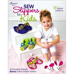 Annie's Books  Sew Slippers for Kids