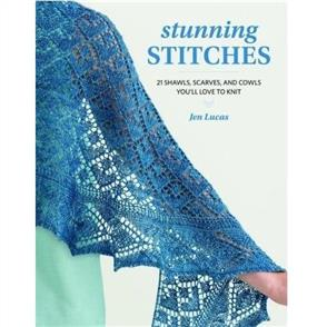 Martingale  Stunning Stitches : 21 Shawls, Scarves, and Cowls You'll Love to Knit