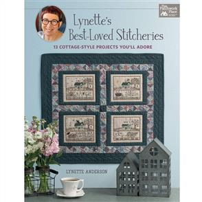 C&T Publishing  Lynette's Best-Loved Stitcheries : 13 Cottage-Style Projects You'll Adore