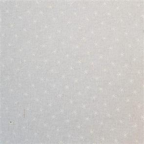 MISC  Tone on Tone Fabric - Asterisk White