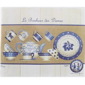 Le Bonheur Des Dames  1081 - Cross Stitch Kit