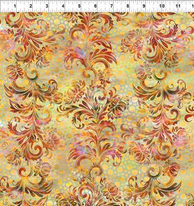 In the Beginning Fabrics Floragraphix V by Jason Yenter - 7FGE-1