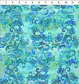 In the Beginning Fabrics Floragraphix V by Jason Yenter - 7FGE-2